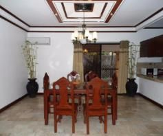 Furnished 3 Bedroom House and Lot with big yard for Rent in Angeles City - 5