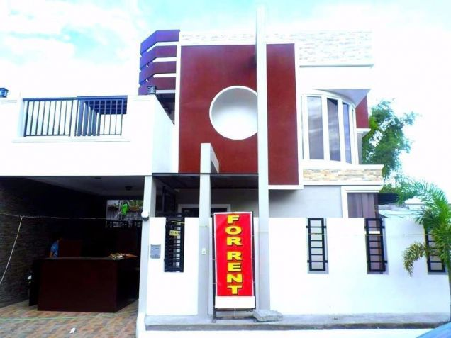 For Rent Furnished 3 Bedroom House In Angeles City - 6