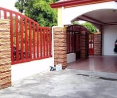 3 Bedrooms House and lot inside a gated Subdivision in Friendship for rent - 6