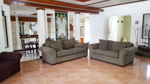 5 Bedroom House with Swimming Pool for Rent in Cebu Banilad - 2