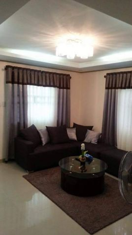 2 Storey with 4 Bedrooms House and Lot for Rent in Cuayan Angeles City @50K - 0