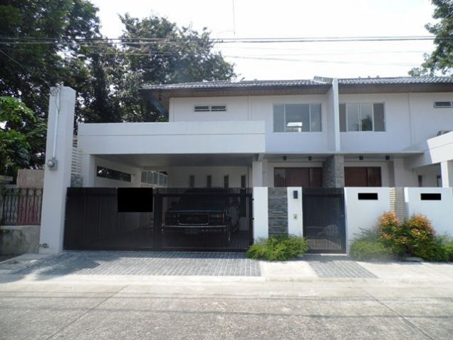 Modern House and Lot For Rent !! in Friendship area @P45K - 0