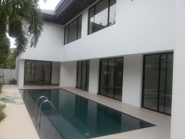 House and lot for lease at Ayala Alabang Village - 3