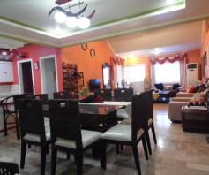 4Bedroom fullyfurnished House & Lot for RENT in Friendship Angeles City - 1