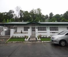 House and lot (1 Storey) for rent in Friendship - 30K - 0