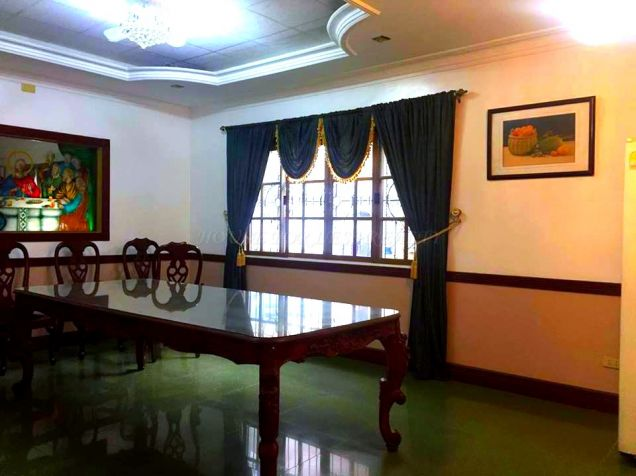 7 Bedroom House For Rent With Pool In Angeles City - 7
