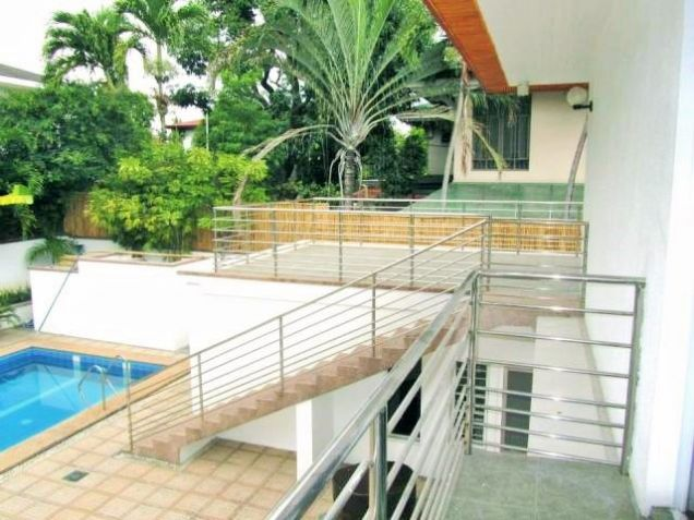 House and Lot, 4 Bedrooms for Rent in Ayala Alabang Village, Muntinlupa, Metro Manila, RHI-10233-A, Reality Homes Inc. - 6