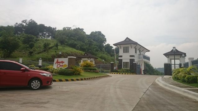 Residential Lot for Sale Amarilyo Crest Taytay Rizal Filinvest nr San Beda Rizal - 3