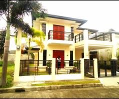 Modern Furnished House For Rent In Angeles City - 0