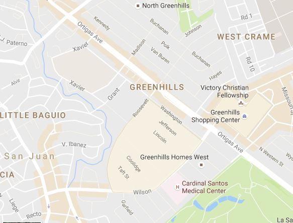4 bedroom House and Lot fo Rent in Greenhills, San Juan, Code: COJ-HL - SJLV - 0