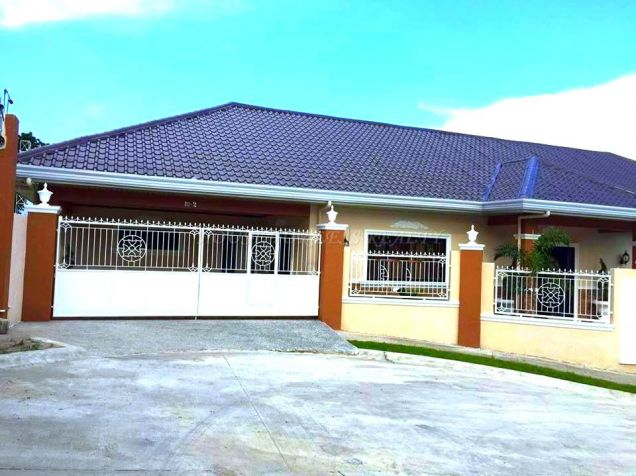 Bungalow House With Garden For Rent In Angeles City - 4