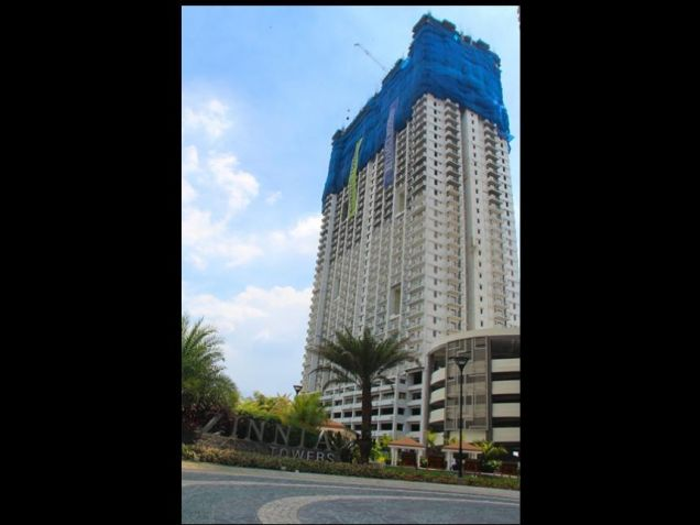 1 bedroom for sale in Zinnia towers, Quezon City near SM North EDSA and Trinoma - 5