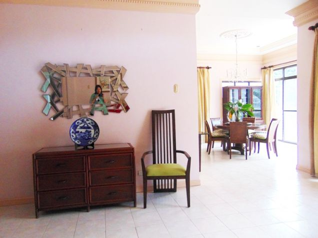 Maria Luisa House for Rent in Banilad, Cebu City 5-Bedrooms and 3 car garage Un-furnished - 9