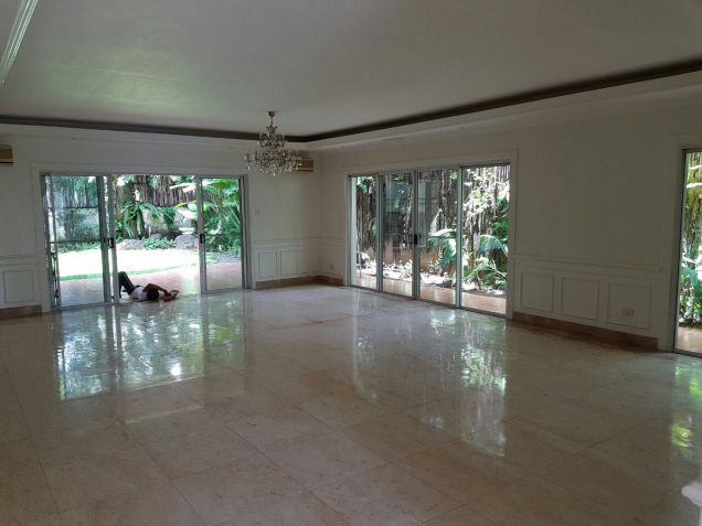House for Rent in Dasmariñas Village - 0