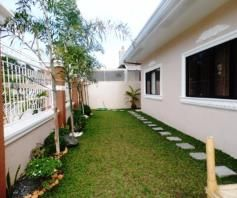 Furnished One-storeyl House & Lot For Rent Along Friendship Highway In Angeles City - 4