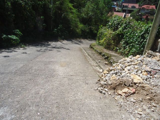 Lot for Sale in Baguio City - 2