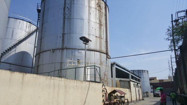 For sale lot in Pandacan Manila with existing oil depot good for housing and condominium projects - 4