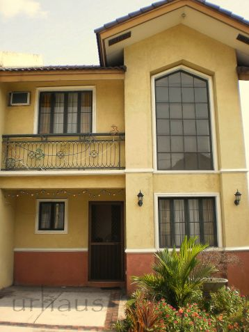Bloomfields House And Lot For Rent Quezon City - 0