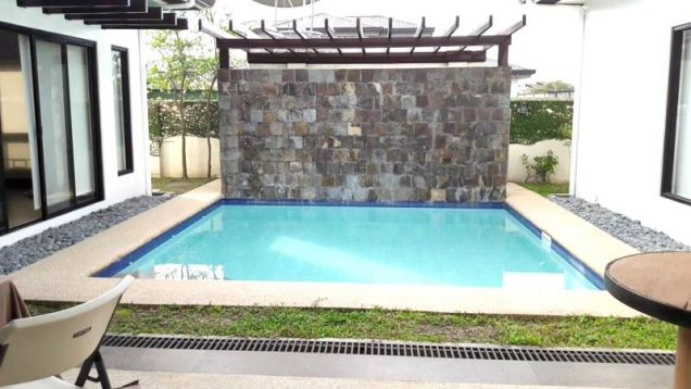 Fully Furnished Bungalow House with Swimming pool for rent - 90K - 0