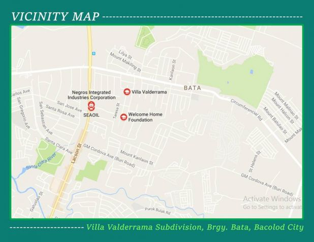 Foreclosed Residential Lot For Sale in Bata Bacolod City - 5
