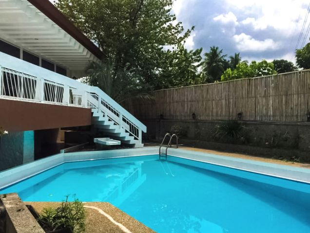 Spacious 4BR House For Rent in Dasmarinas Village, Makati - 0