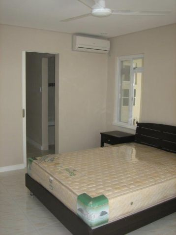 Furnished townhouse with 3BR for rent in Angeles City - 49.5k - 9