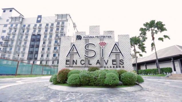 RFO Unit Asia Enclaves Condominium for sale in Alabang - 1