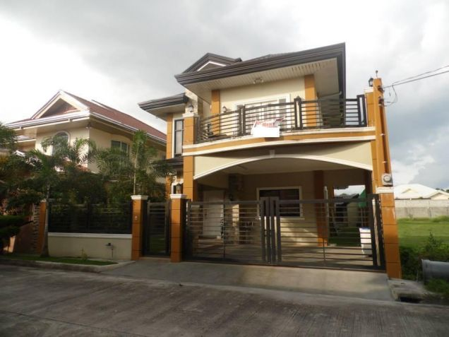 3 Bedroom House With Pool In Angeles City For Rent - 5