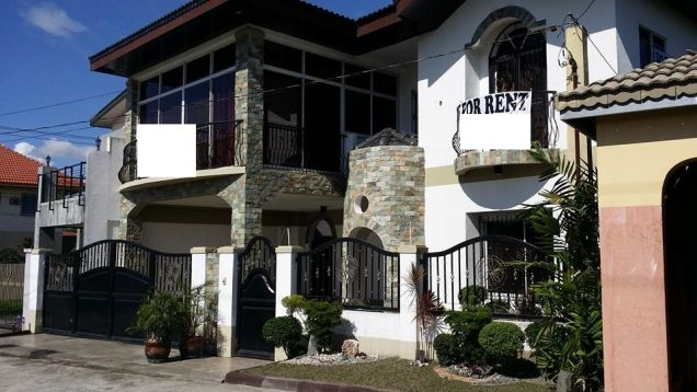 House and Lot for Rent in  a Gated Subdivision in Angeles City - 0