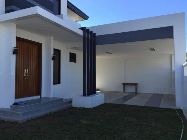 Furnished House with Swimming pool for rent in Hensonville - 80K - 4