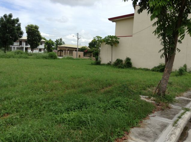 Dau Mabalacat Pampanga Clark Manor Subd. 4 Vacant Lots for Rush Sale P3.2 M - 0
