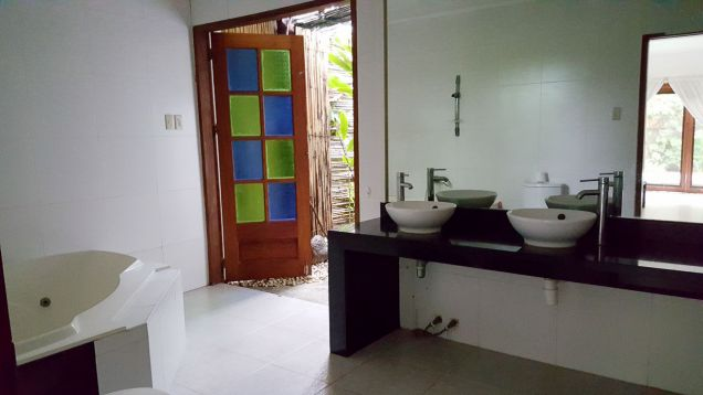 4 Bedroom House with Swimming Pool for Rent in Cebu Banilad - 3