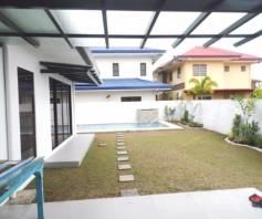 House and lot with Swimming pool for rent in Hensonville - 80K - 3