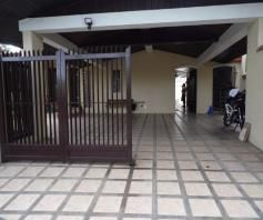 House and lot for rent with Spacious yard and swimming pool - 75K - 9