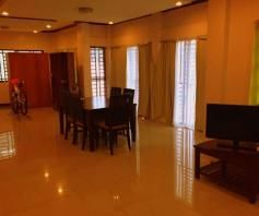 Furnished House and Lot For Rent - 2