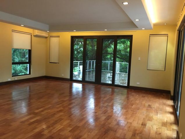 5 Bedroom Exclusive House and Lot for Rent in Dasmarinas Village Makati(All Direct Listings) - 3