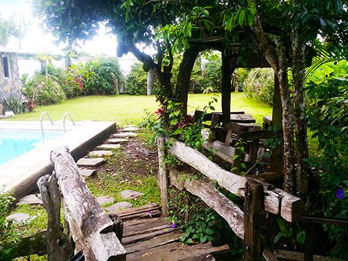 For Rent 4 Bedroom Rustic Villa With Pool in Tagaytay - 5