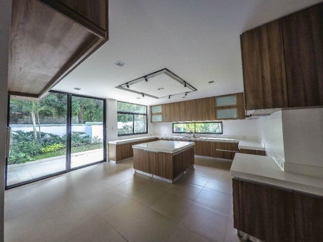 Brand New modern 4-Bedroom 2-storey house in South Forbes Park, Makati City - 7