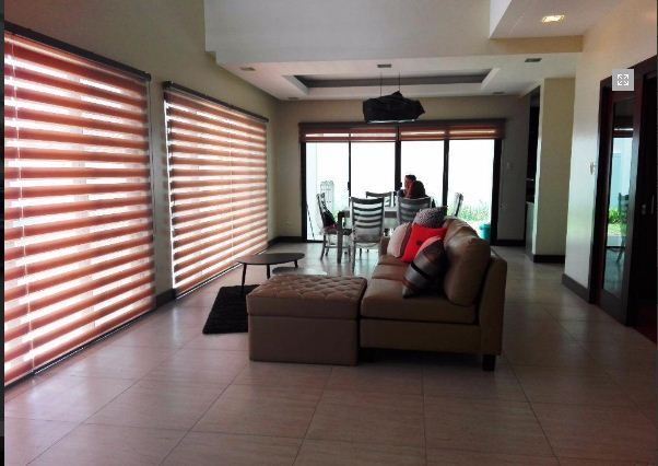 Fully Furnished Modern House with 4 Bedroom for rent - Near Clark-100k - 1