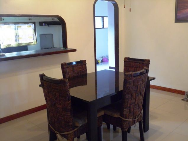 Bungalow House 3 Bedroom Fully Furnished for Rent - P50K - 9