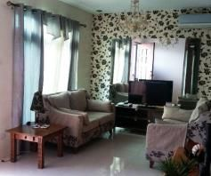 Three Bedroom House For Rent In Friendship Angeles City - 1