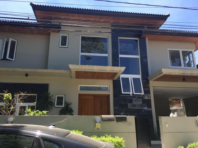 Ayala Alabang Village house for rent- Modern Asian - 2
