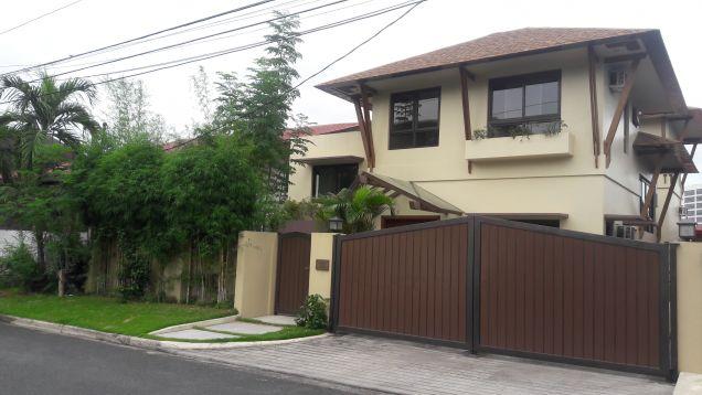 6 bedrooms, tri level house, Alabang Hills Village, Muntinlupa City - 0