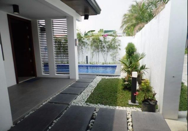 withpool Furnished House & Lot for RENT in Friendship Angeles City - 4