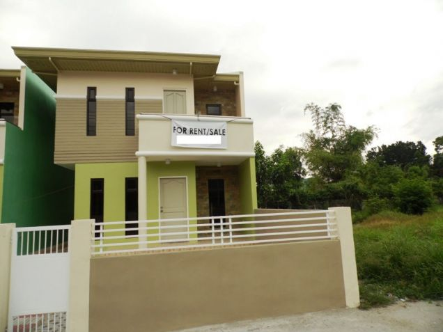 Brandnew House and Lot in Friendship for Rent - P20K - 0