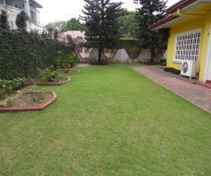 W/Pool & Huge Garden House & Lot For RENT In Dau Mabalacat,Pampanga - 7