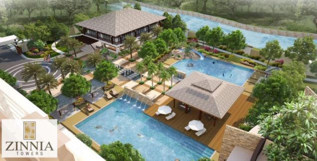 1 bedrooon Condo Unit RFO 10percent DP Resort-Type Condominium - 9