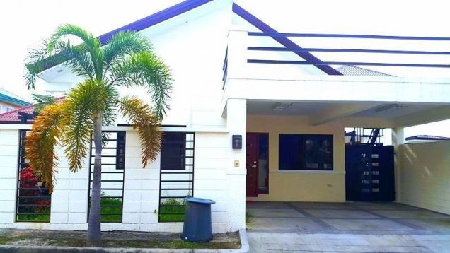 Unfurnished Bungalow House In Angeles City For Rent - 0