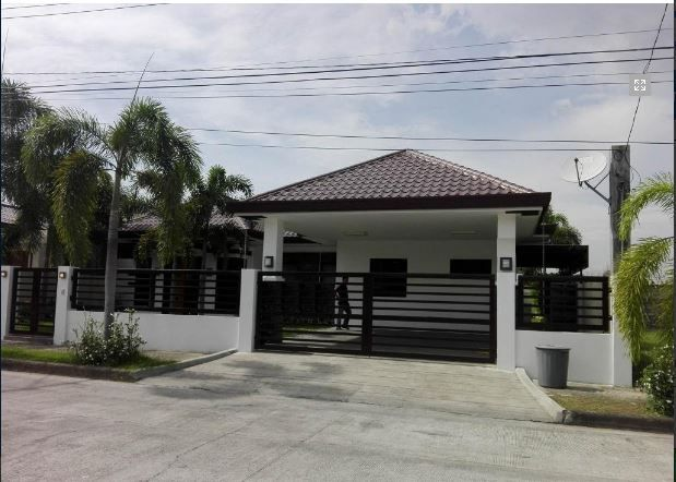 with Swimming Pool Furnished House & Lot For Rent In Hensonville, Angeles City - 4