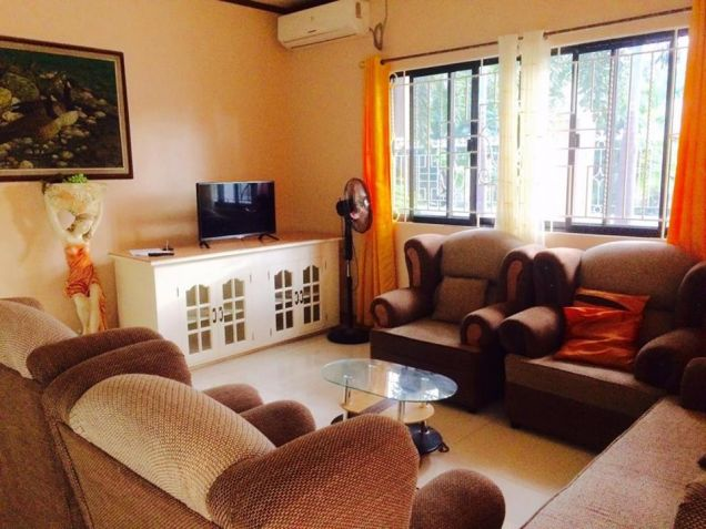 3 Bedroom Furnished Bungalow House and lot for Rent in a High End Subdivision - 7